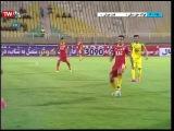 Иран-2017-2. Фулад - Нафт Тегеран (матч)