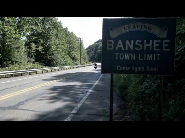 Банши. Финальный диалог Худа и Шугара / Banshee's final