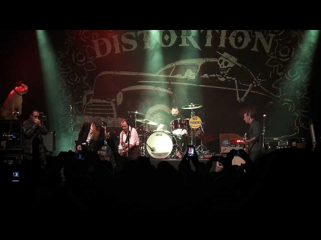 Social Distortion with Billy Gibbons of ZZ Top - Drug Train (at the House of Blues Sunset Strip)