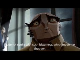 The Fall of the House of Usher, animated with subtitles - Edgar Allan Poe (Read by Christopher Lee)