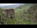 Древняя Крепость с боевыми башнями в с. Хинцаг