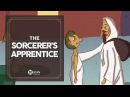 Learn English Listening | English Stories - 40. The Sorcerer's Apprentice