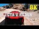 GTA V Redux MOD 8K PC GAMEPLAY No 5 TITAN X PASCAL 4 WAY SLI GTA 5 Redux 6950X ThirtyIR