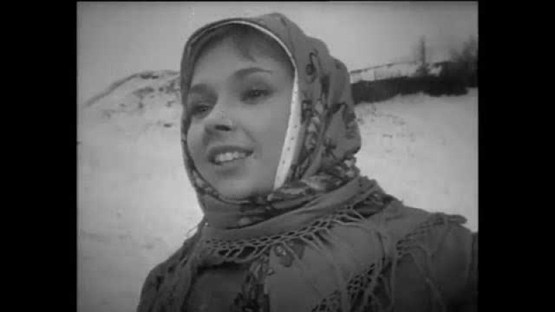 Непрошенная любовь 1964 социальная драма, экранизация Иван Лапиков, Юрий Назаров