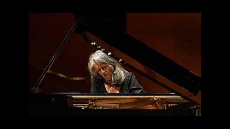 Martha Argerich Piotr Anderszewski Play Mozart - Grieg Piano Sonata in C Major K 545 I Allegro