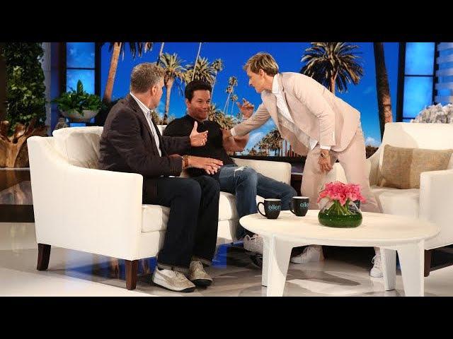 Will Ferrell Reveals Mark Wahlberg Doesn't Sweat