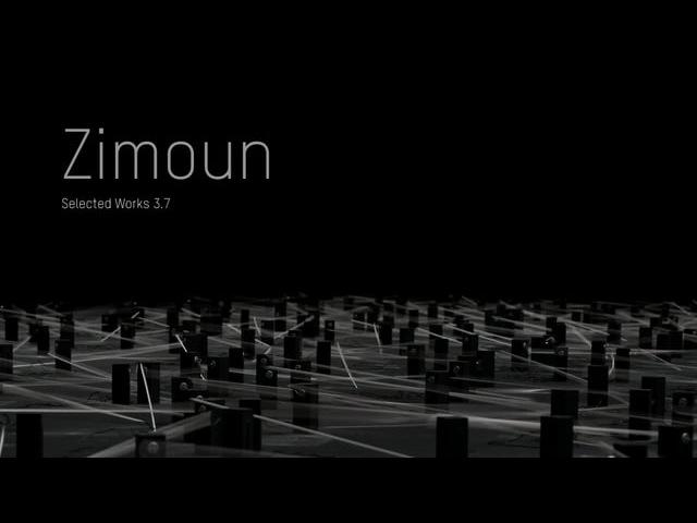 Zimoun : Compilation Video 3.7 (2017)