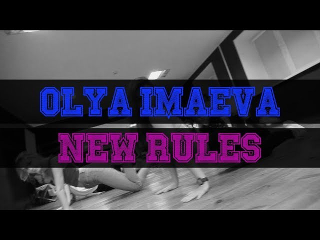 NACREW | Olya Imaeva - New Rules