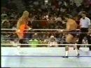 Mr Perfect vs Jim Brunzell Wrestling Challenge July 29th, 1990