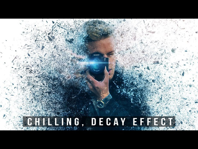 Chilling, Decay Effect Photoshop Tutorial