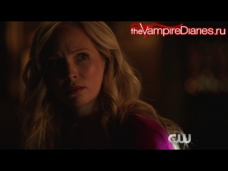 The Vampire Diaries 8x05 Webclip 1 - Coming Home Was a Mistake [Русские субтитры]