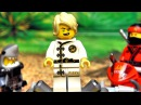 ЛЕГО Ниндзяго Фильм Ллойд и Кай против Акулы из The LEGO Ninjago Movie 2017 мультика видео дл...