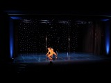 Kira Noire &amp Evgeny Greshilov - Greek Pole Dance Championship 2017 by Rad Polewear - Showcase