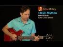 Learn 3 Blues Rhythms on Guitar - Guitar Lesson (Includes Lead FIll-Licks) - EP168