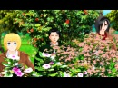 MMD SNK Dress in Drag and Do the Hula Attack On Titan funny Luau meme animation Eren Jean Levi
