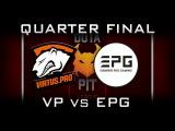 VP vs EPG Quarter Final Dota Pit 2017 Highlights Dota 2