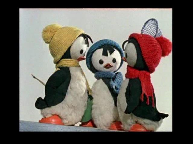 Три пингвина[Союзмультфильм]