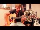 Жесть! Виртуоз на гитаре! 1 (Tobias Rauscher)
