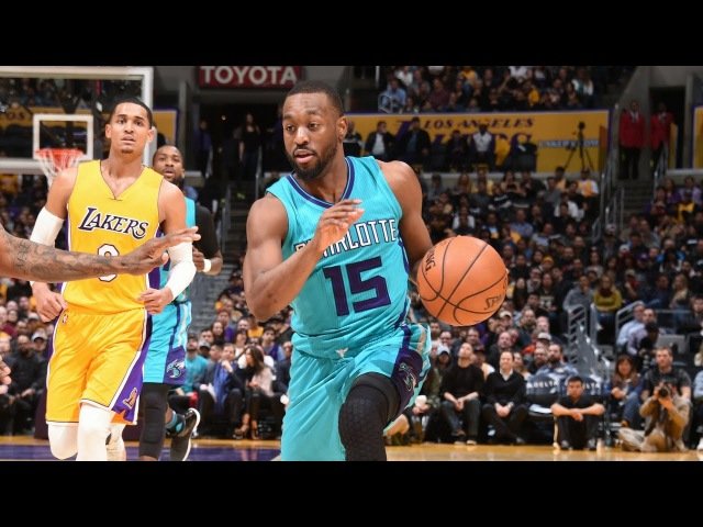 Kemba Takes Over Late! 11 4th Quarter Points Leads Hornets to Win | 02.28.17