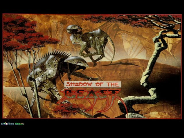 AMIGA | Rdmusic - Shadow of the Beast (Title Screen Orchestrated)