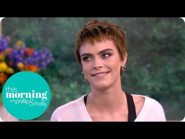 Cara Delevingne Hopes Talking About Her Mental Health Will Help Others | This Morning