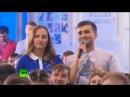 Молодой дагестанец оценил работу Сергея Лаврова