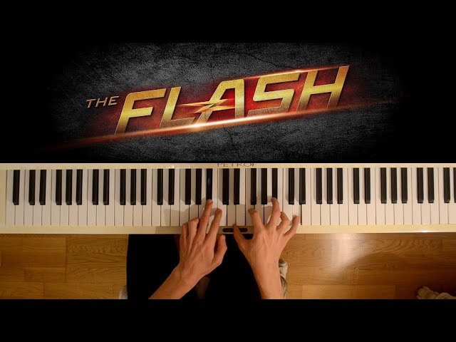 The Flash - Main Theme (Piano Cover sheets)