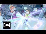 The Search For Meaning   Rick and Morty   Adult Swim