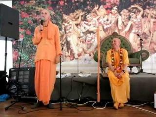 Истории санкиртаны на фестивале санкиртаны 2017