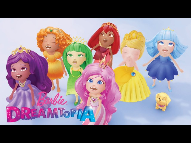 Dreamtopia Series starting November 5th! | Barbie