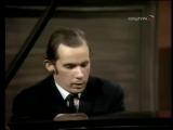 Глен Гульд (Glenn Gould). Звучит Концерт №5 для фор-но с оркестром (Людвиг ван Б