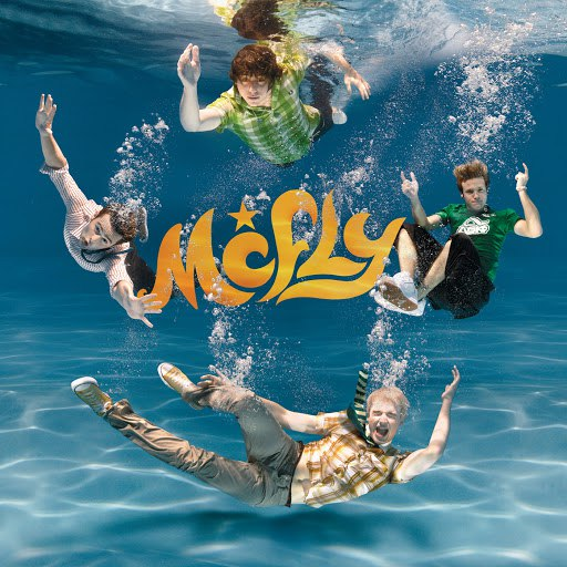 McFly альбом Motion In The Ocean (Commercial Album CD - Second Ship Onwards)