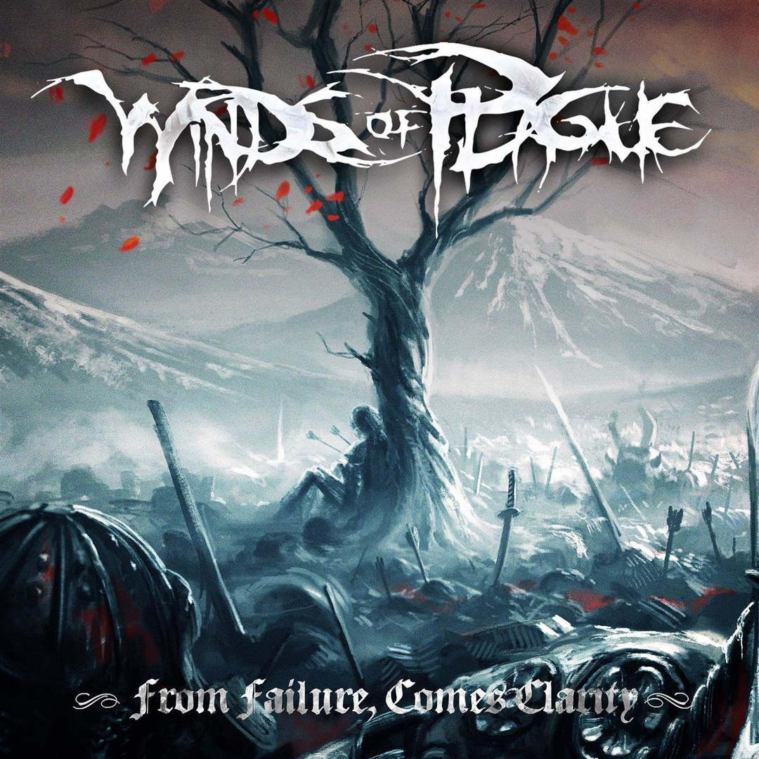 Winds Of Plague - From Failure, Comes Clarity [single] (2017)