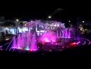 Поющий фонтан в Сохо Сквер. Египет. Шарм-Эль-Шейх.