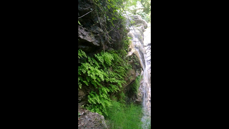Sacred place in Yalta mountains I