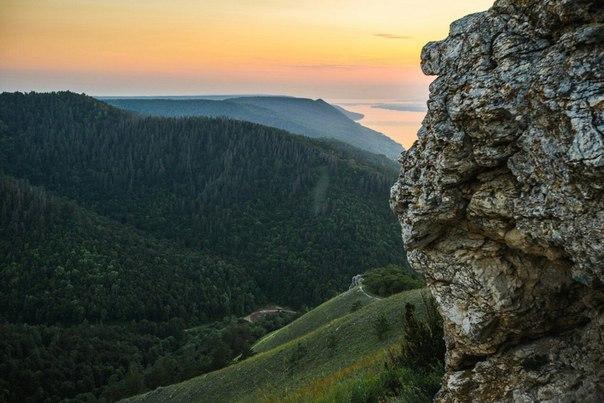 Гора Стрельная Фото: Максимилиан Камышкин