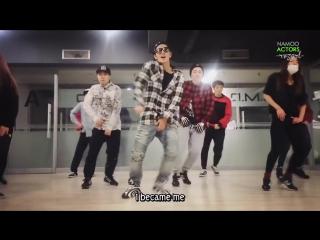 (Eng Sub) Lee Joon Gi (Lee Jun Ki) - Ma Lady Dance Practice