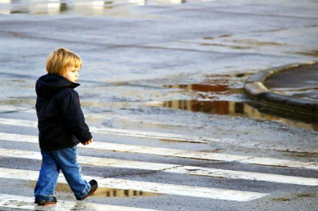 В Карачаевске сбили ребенка