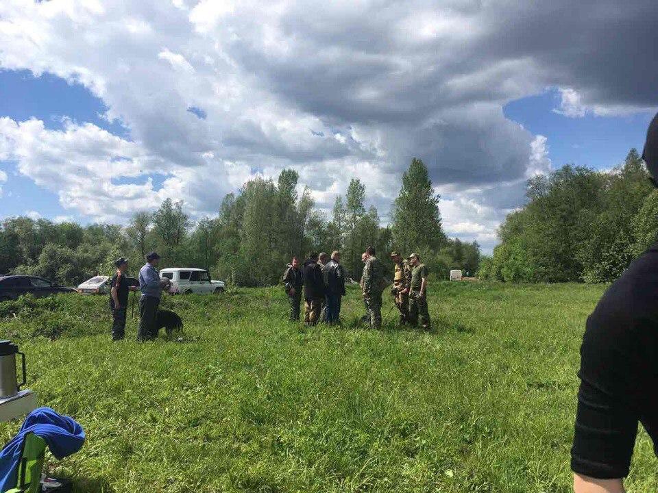 Пропавшую в Прикамье семейную пару искали более 50 волонтеров
