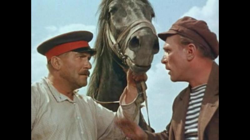 Поднятая целина (1959) CD3