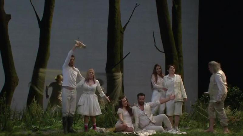 Mozart - La Finta Giardiniera (coro Viva pur la Giardiniera)