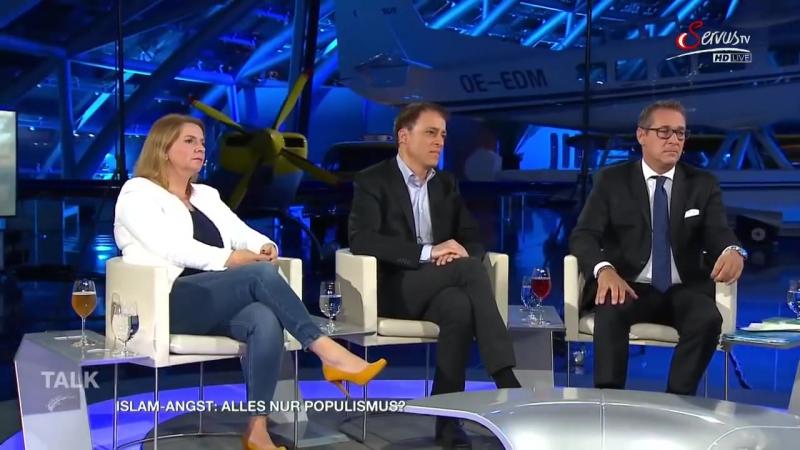 2017-06-02 ServusTV, Talk im Hangar 7: Muslime in Österreich (Woran scheitert das Miteinander)