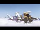 Дофус Сокровища Керуба 38 серия Скачки на индюдраках 2013 1080р