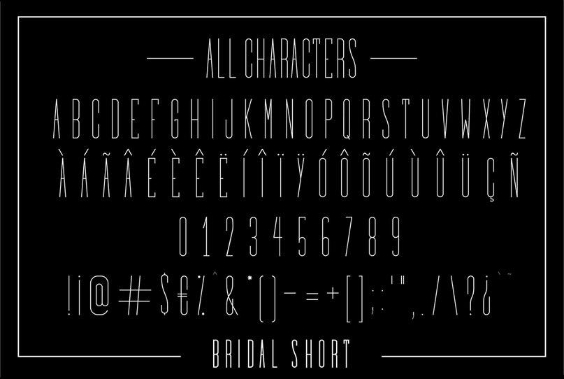 Download Bridal font (typeface)