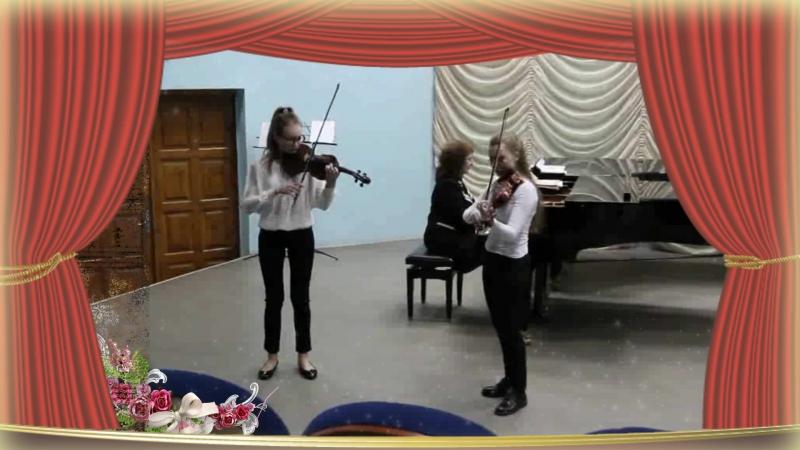 А.Глазунов. Гавот из балета