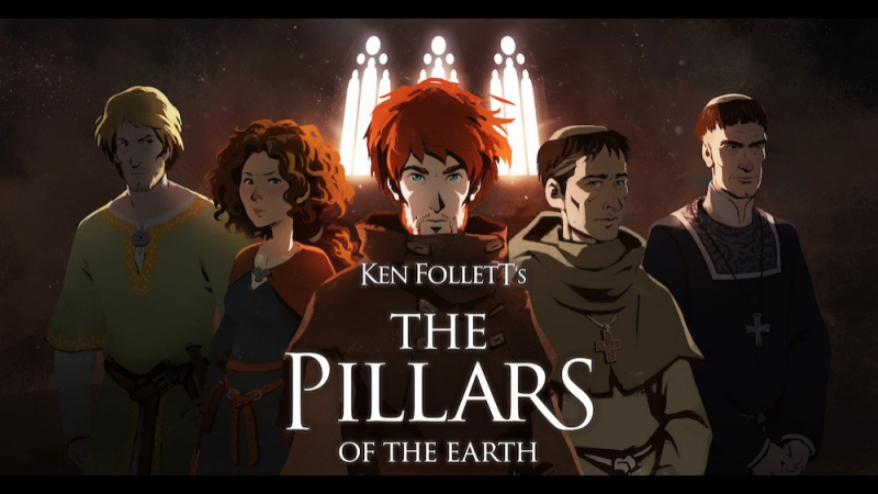 Ламповый стрим - Ken Follett's The Pillars of the Earth, ЧАСТЬ 1, 19 окт, 2017