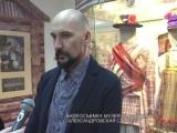 Два репортажа александровского телевидения с выставки