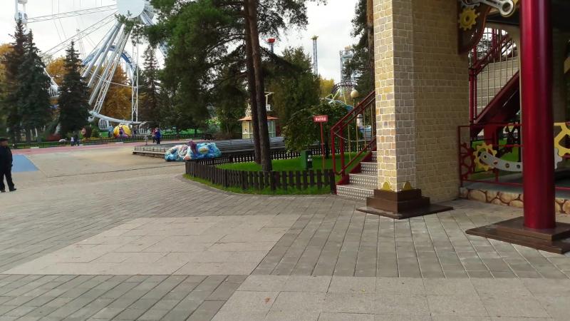 Крестовский парк. Санкт-Петербург. Чудо Остров