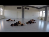 M-FAM twerk choreo by Michel |50cent just a little bit