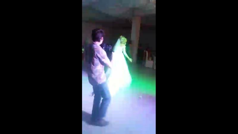 Мои детки-танец молодых